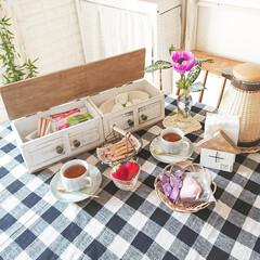 おうちカフェ/マスク収納/簡単DIY/ダイソーDIY/ダイソー/DIY収納/... おうち時間が増えたので、おうちカフェで楽…