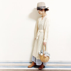 ファッション/おすすめアイテム/スリコ/スリーコインズ/coca/レフアクローゼット/... 🧸レフアコーデ🧸 新作のlefua.Bi…