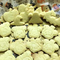 クッキー/ハロウィン/セリア/100均deハロウィン Happy   Halloween🎃👻 …