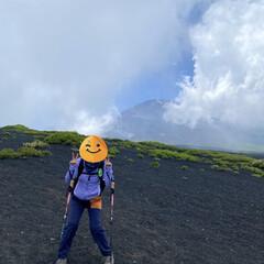 「昨日は富士山五合目の御殿場口から、二子山…」(3枚目)