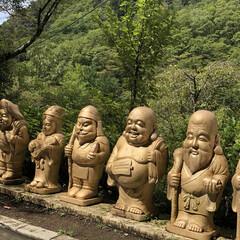 トレッキング/昇仙峡 職場の登山仲間、たまたま今日はみんなお休…