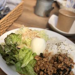 ケーキ/ガパオライス/富士山/山中湖/ウォーキング さあ❗️始動‼️ 自然に触れたくて、今日…(3枚目)