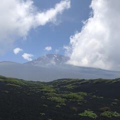 「昨日は富士山五合目の御殿場口から、二子山…」(8枚目)