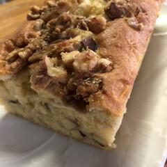 パウンドケーキ/簡単レシピ/副菜作り置き おはようございます🤗 今朝はなぜかやる気…