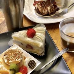 シャトレーゼ/ケーキでお祝い/ありがとう/真珠婚式/結婚30周年/結婚記念日 6月16日✨ 今日は結婚記念日💕 記念す…(1枚目)