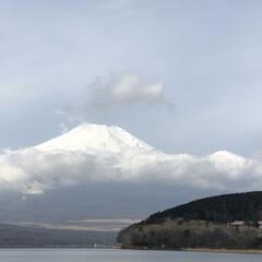 ケーキ/ガパオライス/富士山/山中湖/ウォーキング さあ❗️始動‼️ 自然に触れたくて、今日…(2枚目)