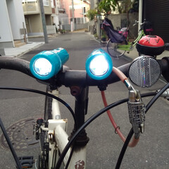 最近買った100均グッズ 自転車グッズ