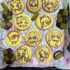 鬼滅の刃/イラストクッキー/バレンタイン2020 大人気の鬼滅の刃。 例に漏れず、子供達も…