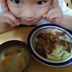 料理男子/息子/生姜焼き/料理/おうちごはん 我が家で最年少料理男子の5歳の息子です。…