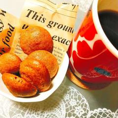 お菓子/お菓子作り/コーヒー/カフェタイム ❀至福の時間❀   【悪魔的おやつTim…