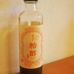 調味料/味噌汁/赤酢/粕酢/酢 🔸粕酢🌾 岡山県の酢味噌工場さんと酒蔵さ…