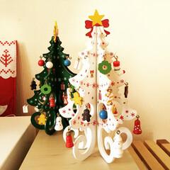 クリスマス/ツリー/300均 数年前のクリスマスが終わった翌日、300…