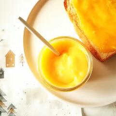 柚子/クリーム/トースト レモンカードならぬ、柚子カード。 コクが…