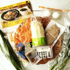 野菜/キット/おかず/春のフォト投稿キャンペーン/わたしのごはん 必要なものが入っているミールセット。 2…