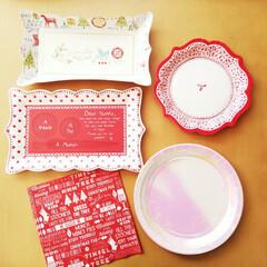 紙皿/紙/クリスマス2019 トーキングテーブルというメーカーの紙皿や…