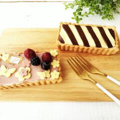 生チョコ/スライス生チョコレート/レアチーズ/タルト ブルボン「スライス生チョコレート」を、レ…