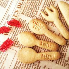 100均/クッキースタンプ/クッキー 近所の100均で見つけたクッキースタンプ…