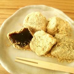 わらび餅/きなこ/黒糖 ビタミンやミネラルが豊富な黒糖で甘みをつ…