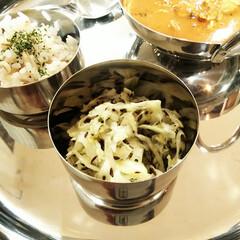 ハウス食品 ハウス パセリ丸瓶5g ×160個 | ハウス食品(その他調味料、料理の素、油)を使ったクチコミ「インドのアチャールと言う料理。 キャベツ…」