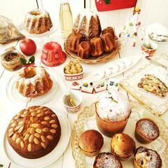 クリスマス/アドベント/お菓子/クグロフ/シュトーレン/ジンジャーマンクッキー/... いよいよ今年も残りひと月を切り、アドベン…