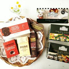 チョコレート/紅茶/春のフォト投稿キャンペーン インスタグラムで、あるキャンペーンに参加…