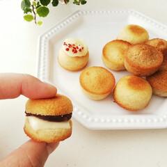 バター よつ葉パンにおいしい発酵バター 100g(有塩バター)を使ったクチコミ「ひとつ前に載せたフィナンシェは、指で持っ…」