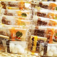 焼き菓子/ラッピング/クッキー 今日は焼き菓子の詰め合わせを作りました。…