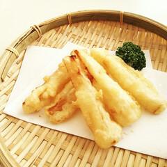 大根/天ぷら/ごはん 子供たちに人気の、大根の天ぷら。 天ぷら…(1枚目)
