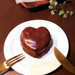チョコ/クリーム/バレンタイン2019 今年の夫へのバレンタインスイーツに、ハー…