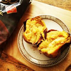 安納芋/焼き芋/冷凍/令和元年フォト投稿キャンペーン 初めて冷凍の安納芋を買ってみました。 レ…