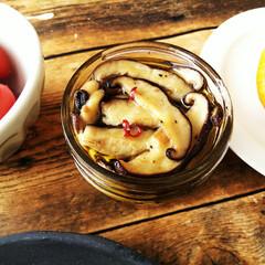わたしのごはん/椎茸/オリーブオイル にんにくを効かせた、椎茸のオリーブオイル…