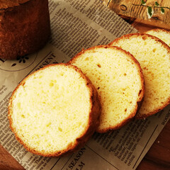 ブリオッシュ/朝食/おうちごはん 朝食は気分でごはんとパンを好きなように食…