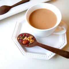 チョコレート/スプーン/バレンタイン2020 なんとも可愛いスプーン形のチョコレート♪…