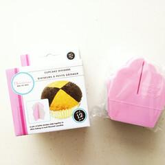 雑貨だいすき/カップケーキ/お菓子作り これ、カップケーキの色をパッケージのよう…(1枚目)