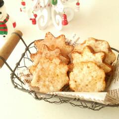 クリスマス/ラスク/パンドーロ 小さなパンドーロ=パンドリーノをリメイク…