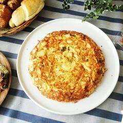 ビクトリノックス トマト・ベジタブルナイフ 6.7831E スイス製 キッチン 調理グッズ おしゃれ | VICTORINOX(テーブルナイフ)を使ったクチコミ「ひとつ前に載せた写真のスパニッシュオムレ…」
