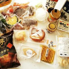 ネットスーパー/令和元年フォト投稿キャンペーン 今週のネットスーパーでのお買い物。