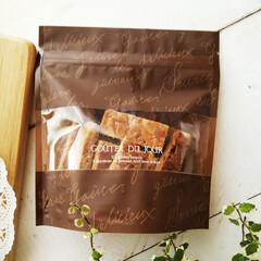 フロランタン/クッキー/手作り 仕事で作るため、ある程度のまとまった量が…(1枚目)