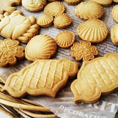 リミアな暮らし/型抜きクッキー/クッキー ちょっとしたケーキやアイスなどに飾れる、…