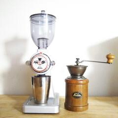 kalita/コーヒーミル/ナイスカットミル 【私の「キッチン道具」大賞フォト投稿コン…