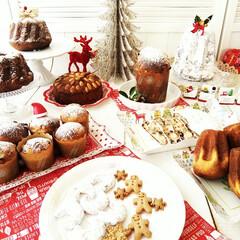 アドベント/クリスマス菓子/クリスマス2019 クリスマスまであとひと月を切り、今日から…