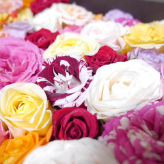 花/花束/リラックス お花が大好き!お花がないと困るなぁ。