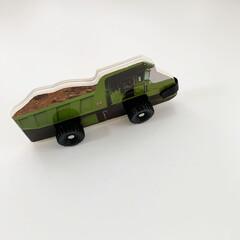 インテリア雑貨/はたらくくるま/子供部屋/雑貨 車型の海外絵本