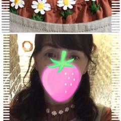 洋服リメイク 昨年、見切り品の所で見つけたブラウスに花…