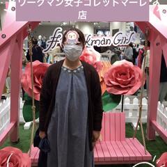 ワークマン女子コレットマーレ店 10時ごろ桜木町駅前のコレットマーレの地…(1枚目)