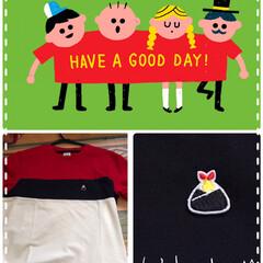 ZARA/Tシャツミニリメイク 息子にzaraでTシャツ1000円ちょっ…