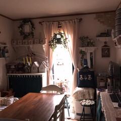 私の作業部屋/わたしの作業部屋 1階にある私専用の冬以外は快適❣️なんで…