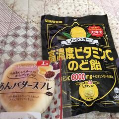 ビタミンcの飴/今日のおやつ/モッコウバラのシュート モッコウバラのシュートが今年は伸びて伸び…(2枚目)