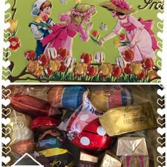 カファレルチョコレート/コロナ退散/ステイホーム週間🏠 カファレルのチョコレート昨日届きましたの…