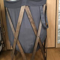 ランドリーボックス❓布製/ランドリーボックス布製別の使い方 我が家のランドリーボックス❓籠❓布製❓ …